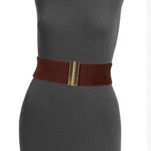 Lauren Ralph Lauren Stretch Belt